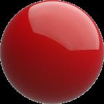 Blende Farbe Rot-Metallic-Hochglanz