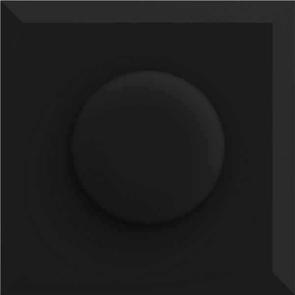 Farbe Schwarz matt